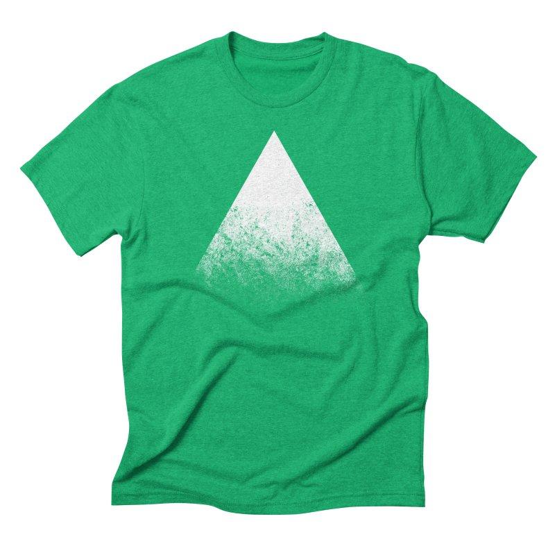 Summit Men's Triblend T-Shirt by ayarti's Artist Shop