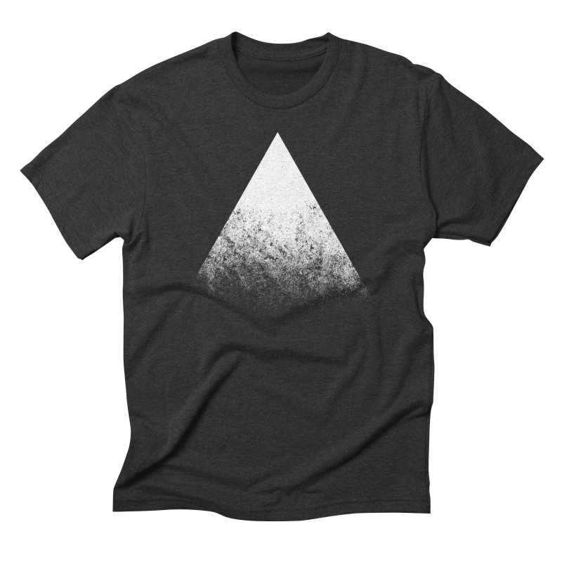 Summit Men's Triblend T-Shirt by ayarti's Artist Shop