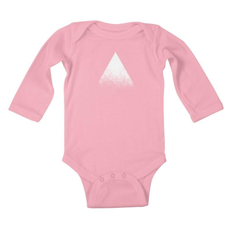 Summit Kids Baby Longsleeve Bodysuit by ayarti's Artist Shop