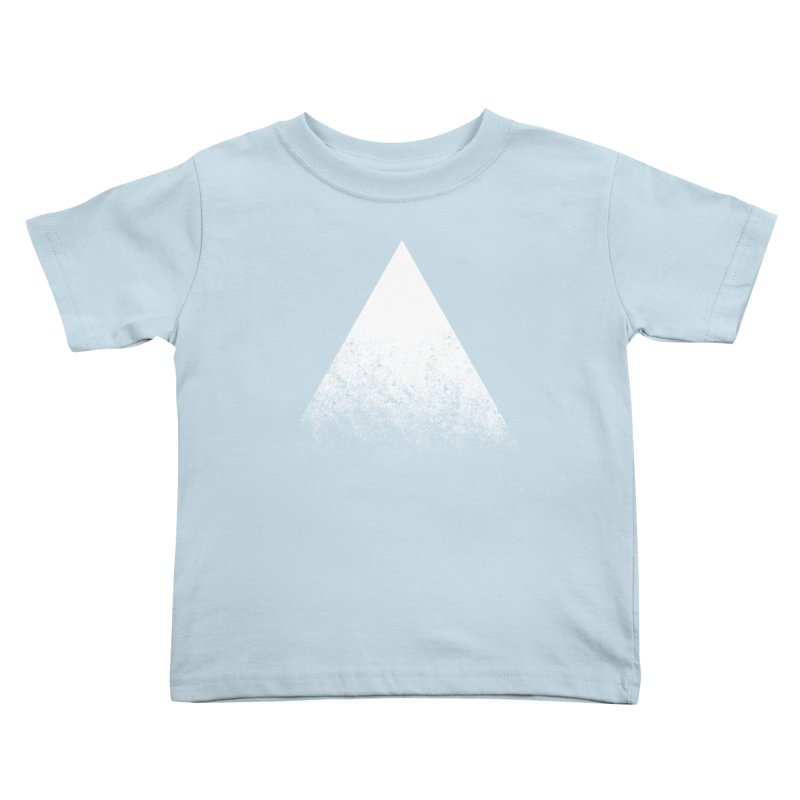 Summit Kids Toddler T-Shirt by ayarti's Artist Shop