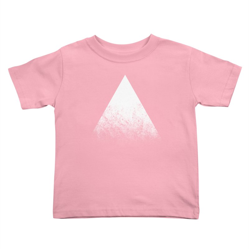 Summit Kids Toddler T-Shirt by ayarti's Artist Shop