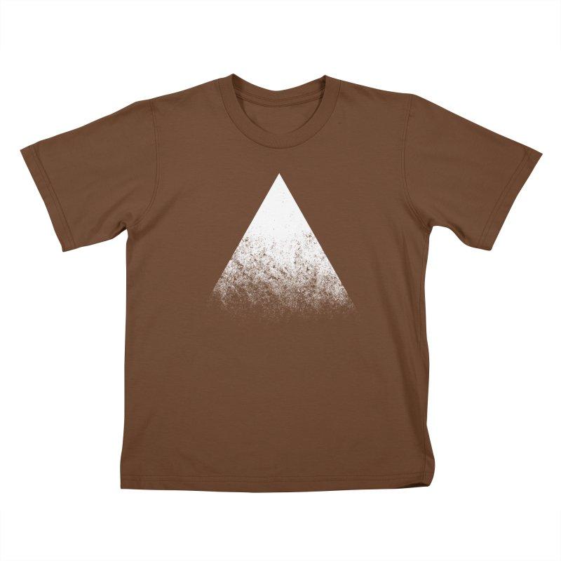 Summit Kids T-shirt by ayarti's Artist Shop