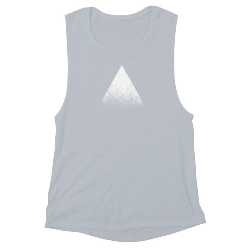 Summit Women's Muscle Tank by ayarti's Artist Shop