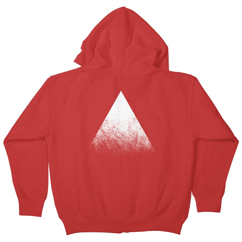 Summit Kids Zip-Up Hoody by ayarti's Artist Shop