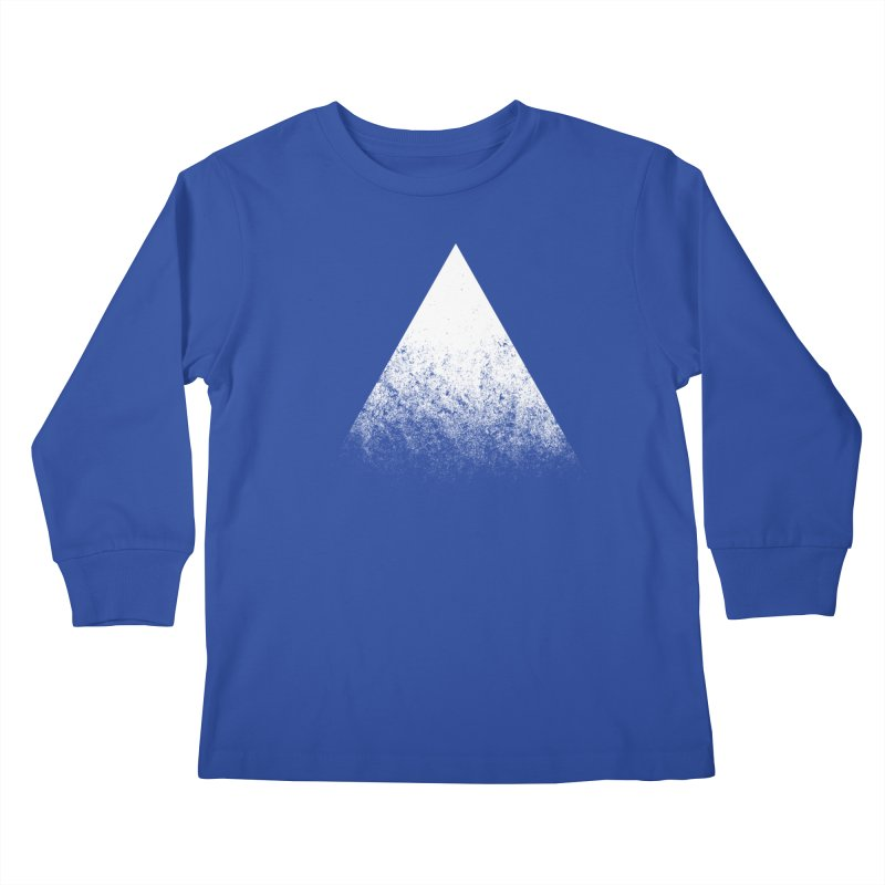 Summit Kids Longsleeve T-Shirt by ayarti's Artist Shop