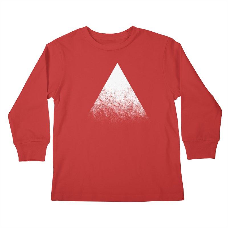 Summit Kids Longsleeve T-Shirt by ayarti's Artist Shop