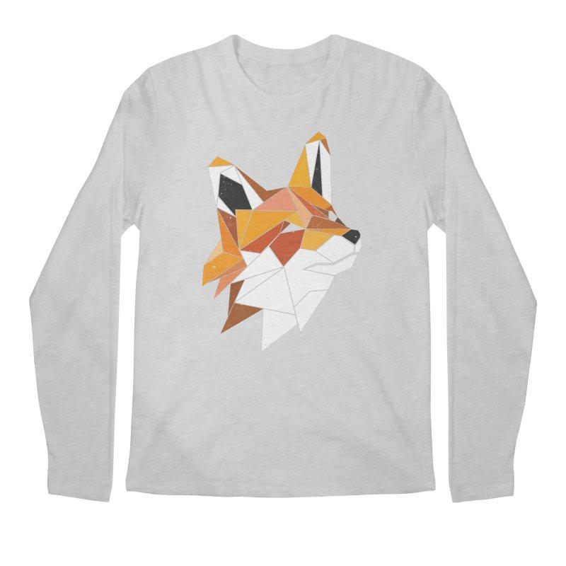 Faux Renard Men's Longsleeve T-Shirt by ayarti's Artist Shop