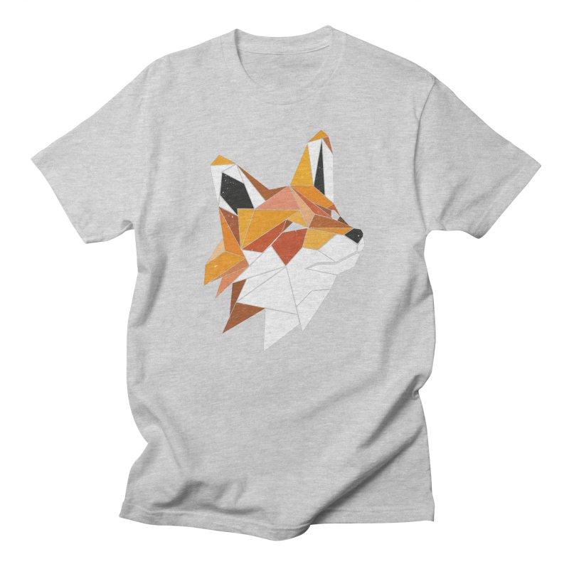 Faux Renard Men's T-Shirt by ayarti's Artist Shop