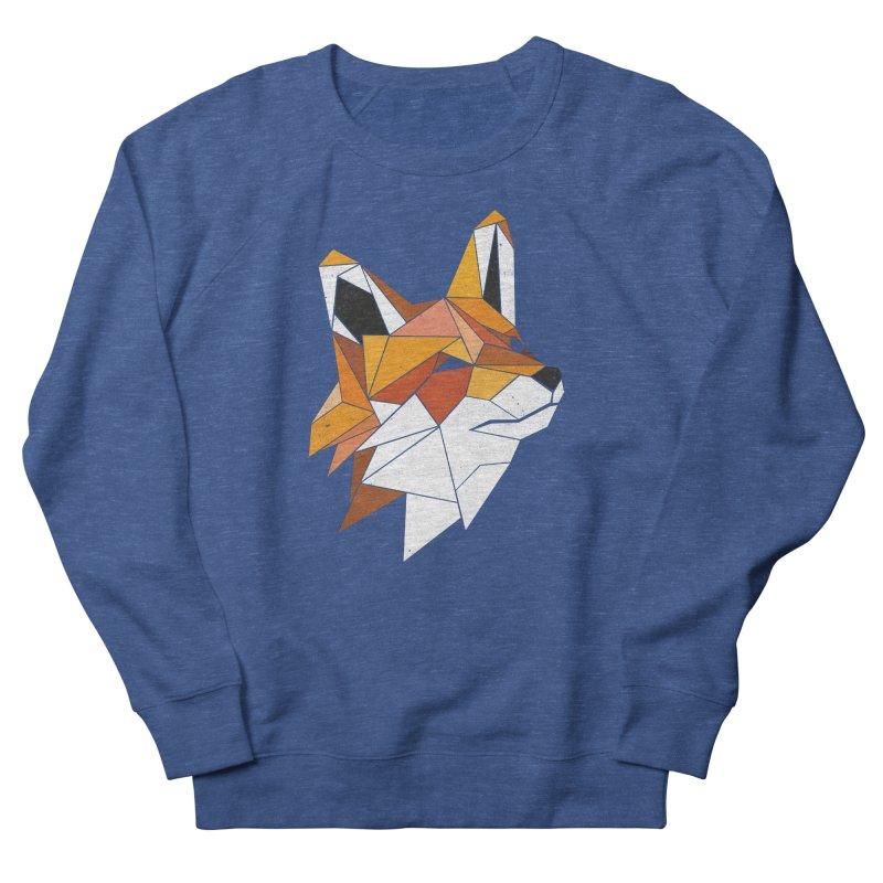 Faux Renard Women's Sweatshirt by ayarti's Artist Shop