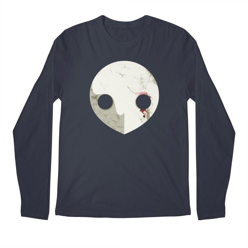 Angel Men's Longsleeve T-Shirt by ayarti's Artist Shop