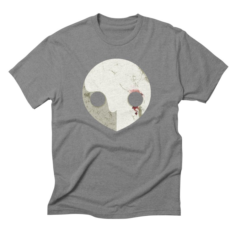 Angel Men's Triblend T-Shirt by ayarti's Artist Shop