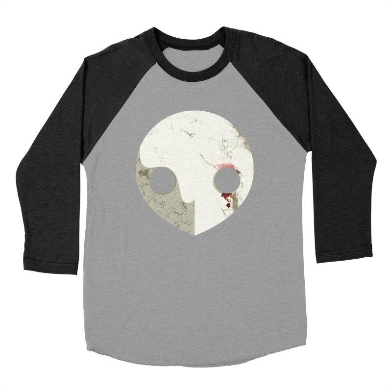 Angel Women's Baseball Triblend T-Shirt by ayarti's Artist Shop