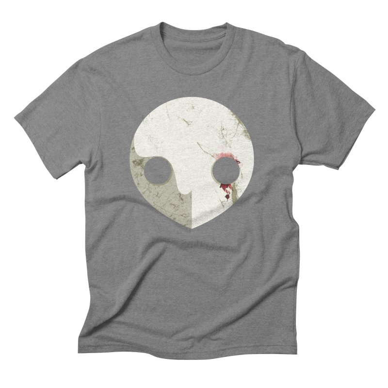 Angel Men's Triblend T-shirt by ayarti's Artist Shop