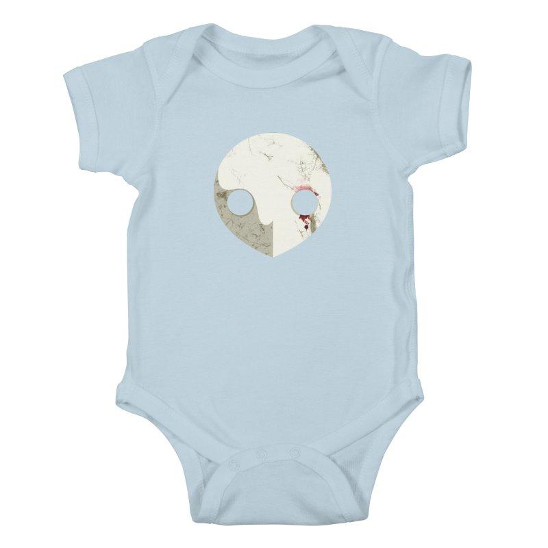 Angel Kids Baby Bodysuit by ayarti's Artist Shop
