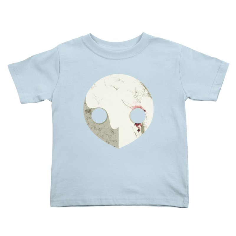 Angel Kids Toddler T-Shirt by ayarti's Artist Shop