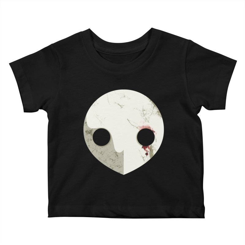 Angel Kids Baby T-Shirt by ayarti's Artist Shop