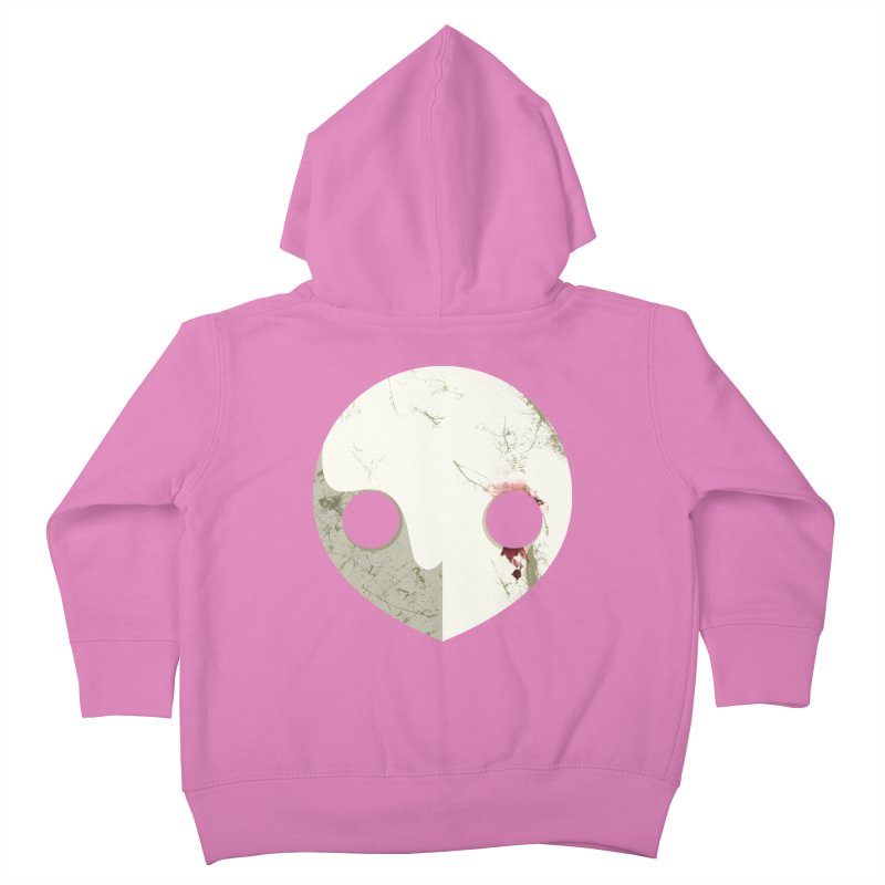 Angel Kids Toddler Zip-Up Hoody by ayarti's Artist Shop