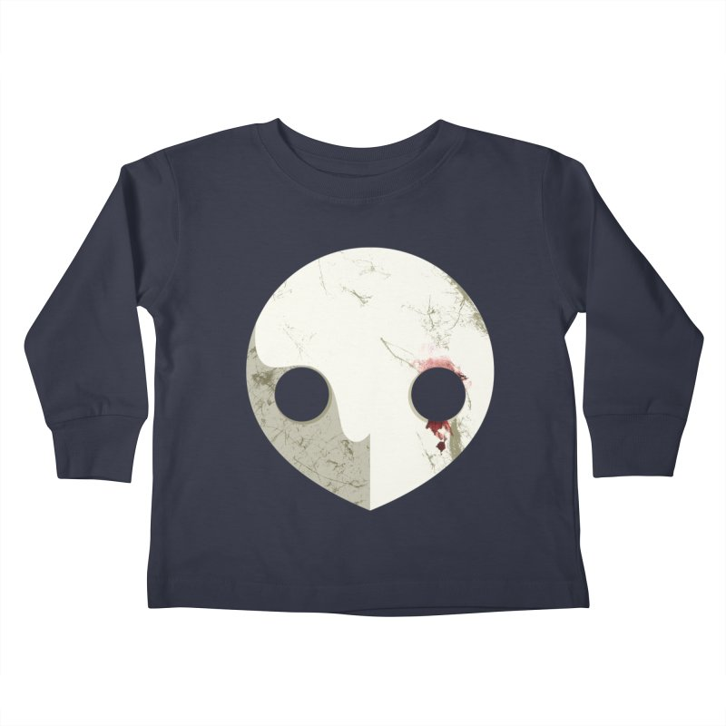 Angel Kids Toddler Longsleeve T-Shirt by ayarti's Artist Shop