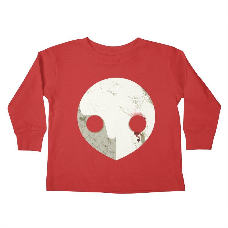 Angel Kids Toddler Longsleeve T-Shirt by ayarti's Artist Shop