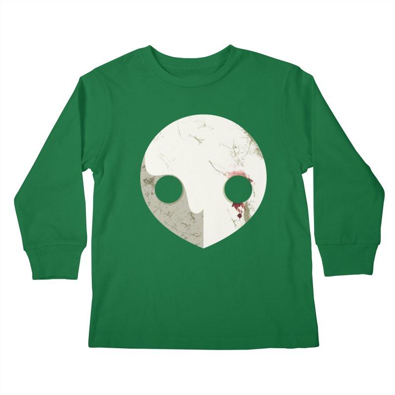 Angel Kids Longsleeve T-Shirt by ayarti's Artist Shop