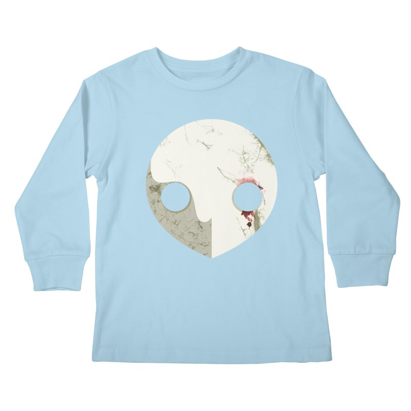 Angel Kids Longsleeve T-Shirt by ayarti's Artist Shop