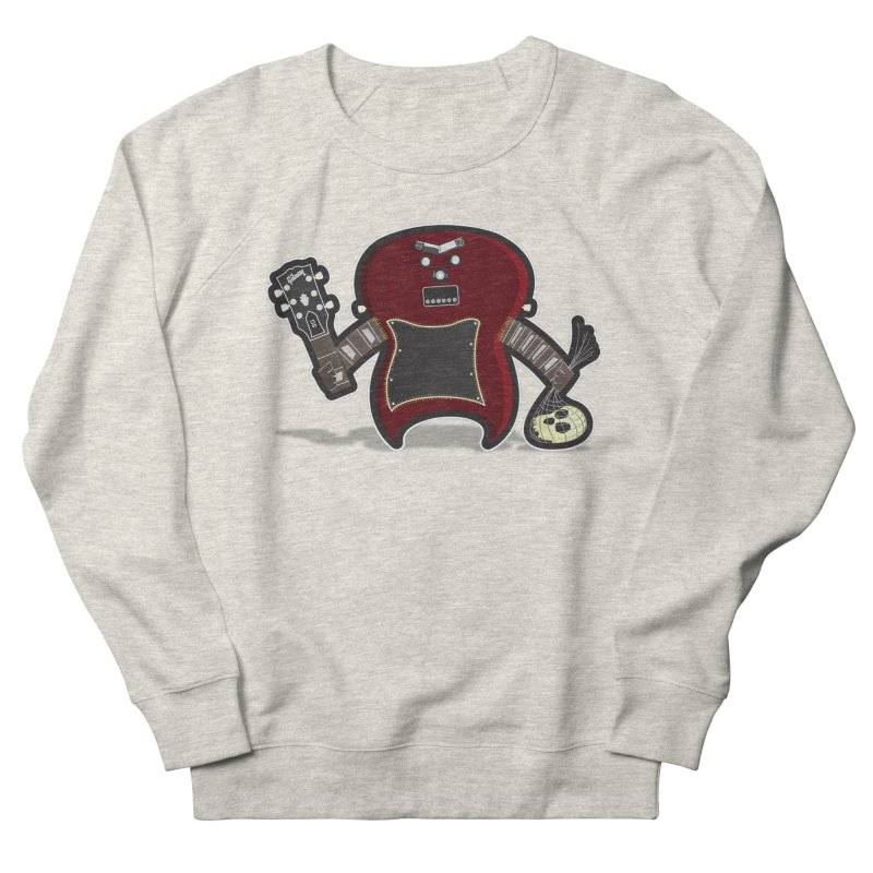 Frankenstein's Guitar Men's Sweatshirt by ayarti's Artist Shop