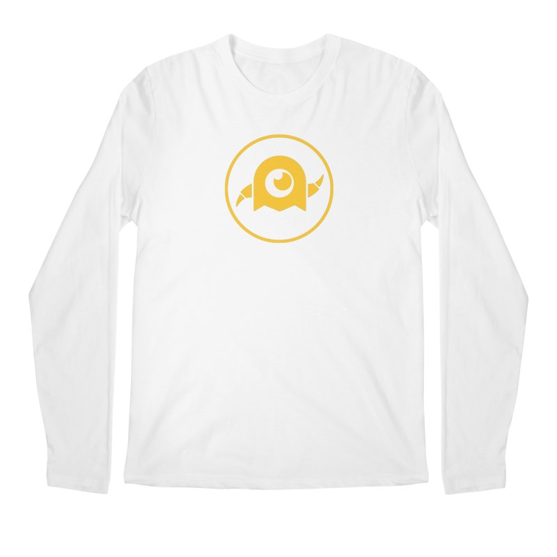 AY Creative Shop Logo Men's Regular Longsleeve T-Shirt by -AY- Creative Shop