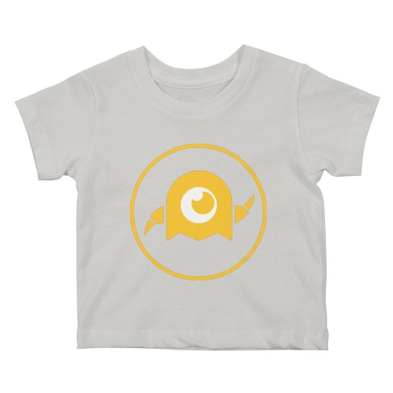 AY Creative Shop Logo Kids Baby T-Shirt by -AY- Creative Shop
