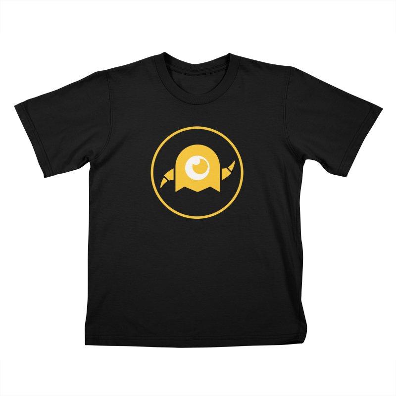 AY Creative Shop Logo Kids T-Shirt by -AY- Creative Shop