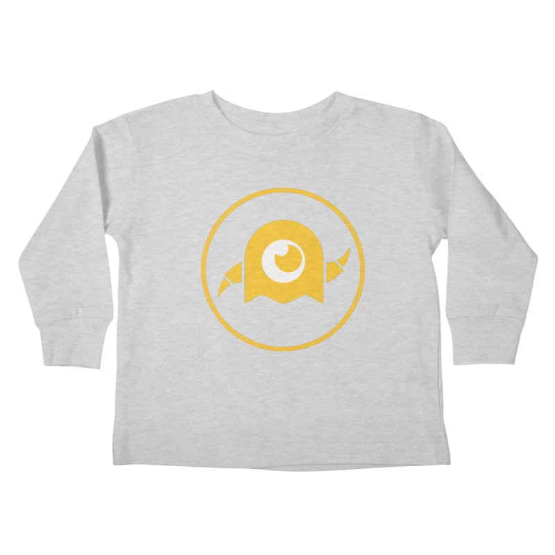 AY Creative Shop Logo Kids Toddler Longsleeve T-Shirt by -AY- Creative Shop