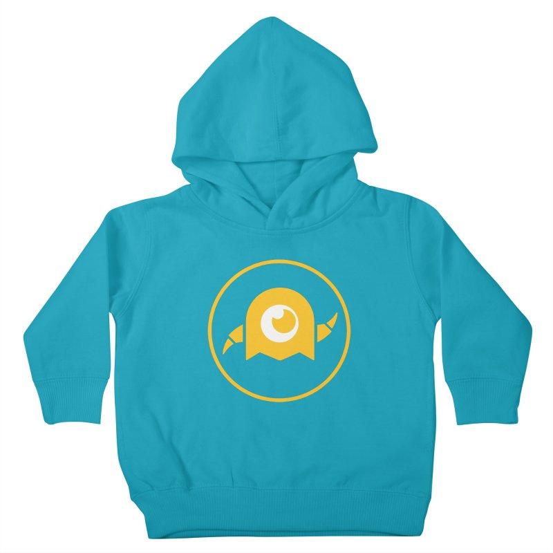AY Creative Shop Logo Kids Toddler Pullover Hoody by -AY- Creative Shop