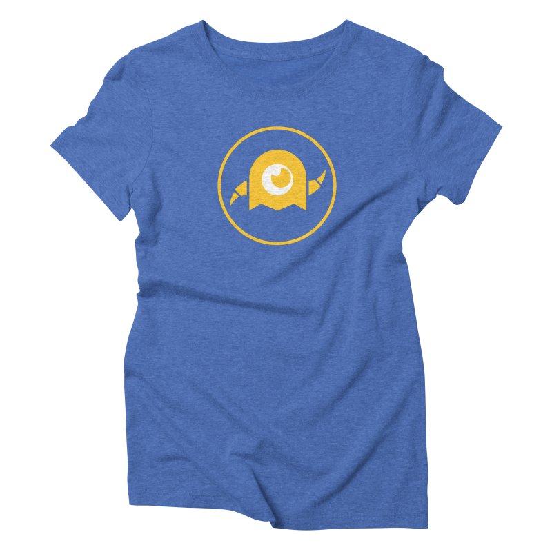 AY Creative Shop Logo Women's Triblend T-Shirt by -AY- Creative Shop