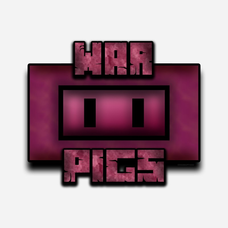 War Pigs Men's T-Shirt by AydaaCraft's Merch Store