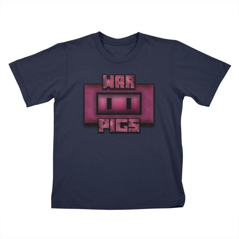War Pigs Kids T-Shirt by AydaaCraft's Merch Store