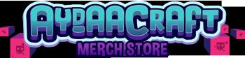 AydaaCraft's Merch Store Logo