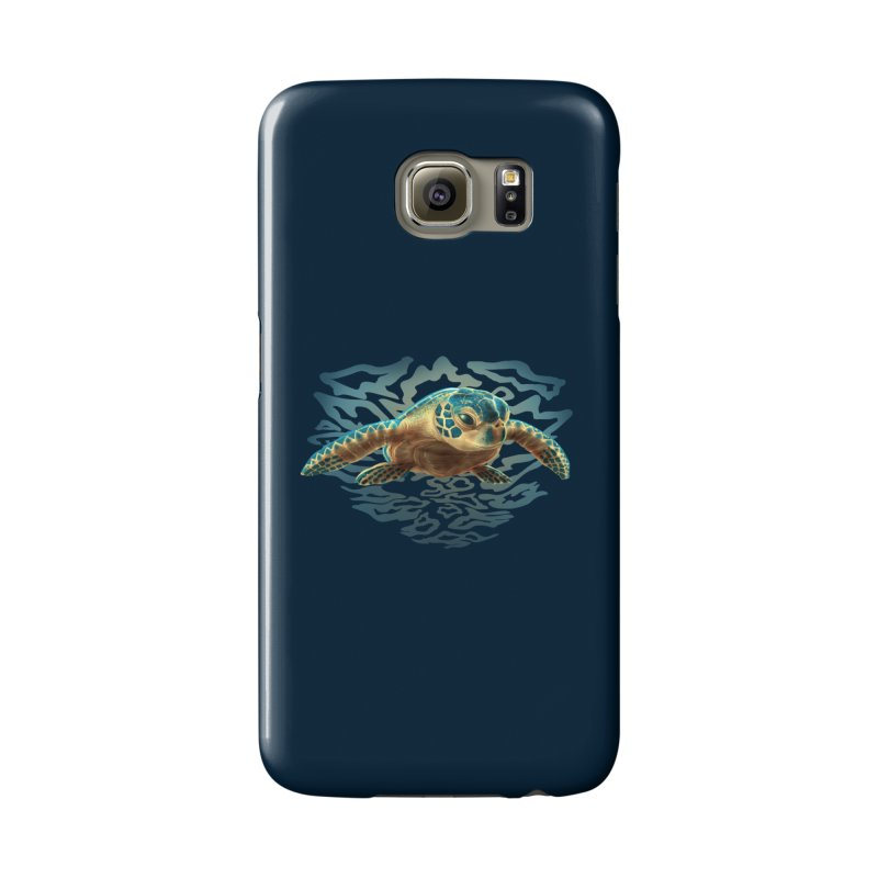 Sea Turtle Accessories Phone Case by Ayota Illustration Shop