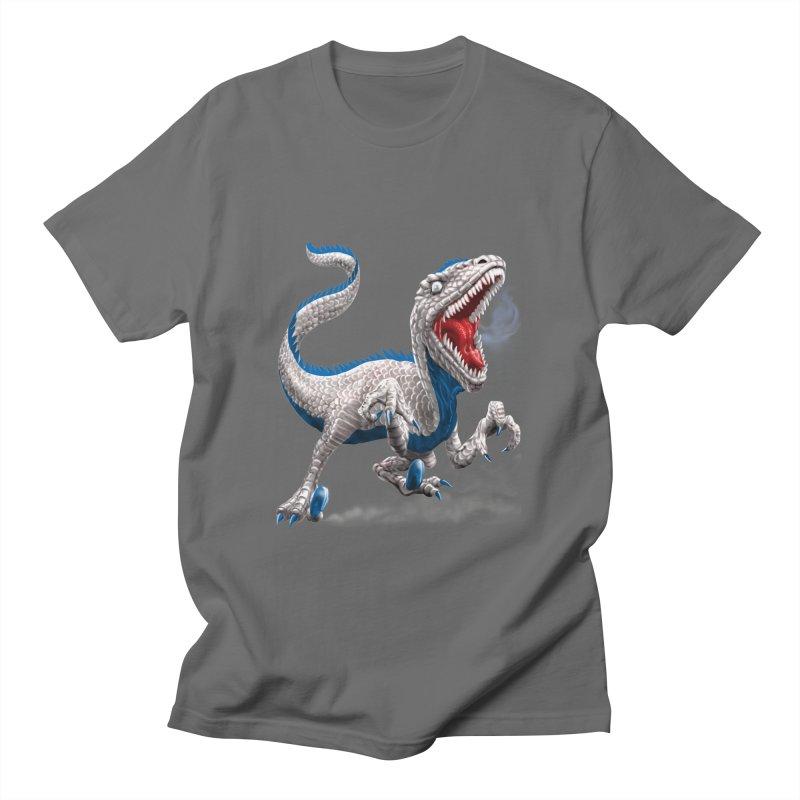 Patriosaur Men's T-Shirt by Ayota Illustration Shop