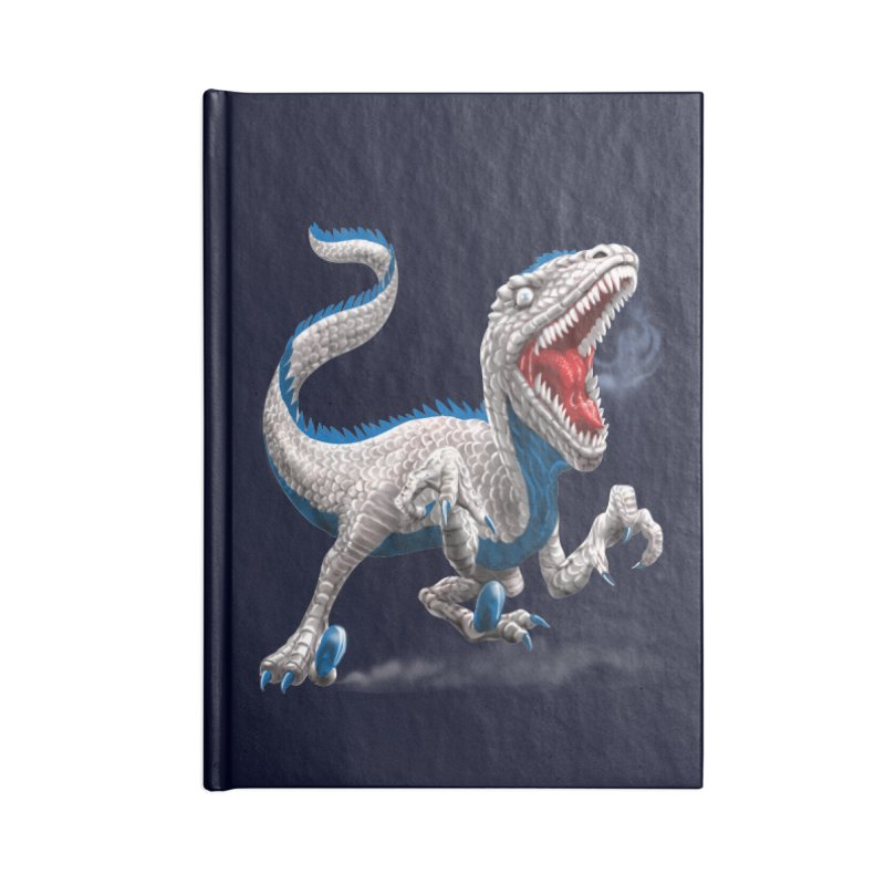 Patriosaur Accessories Blank Journal Notebook by Ayota Illustration Shop