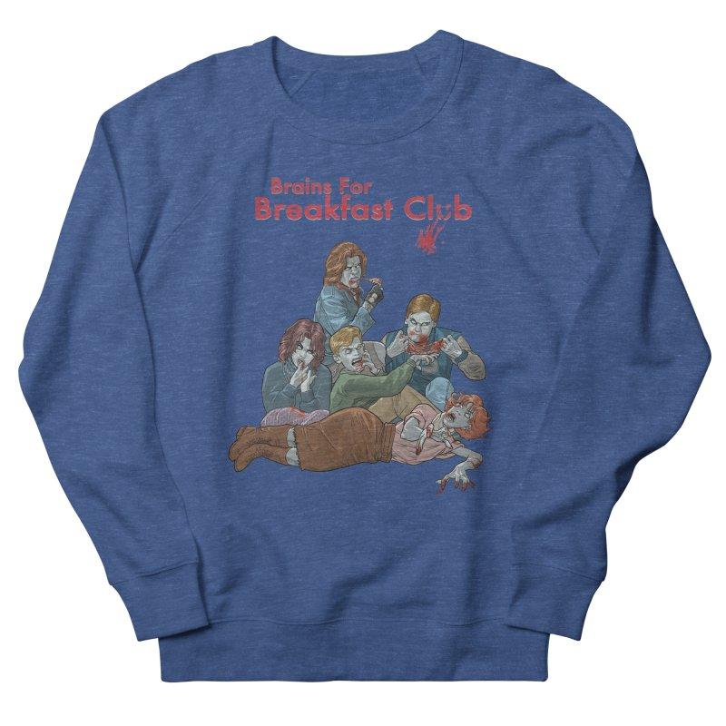 Brains for Breakfast Club Men's Sweatshirt by Ayota Illustration Shop