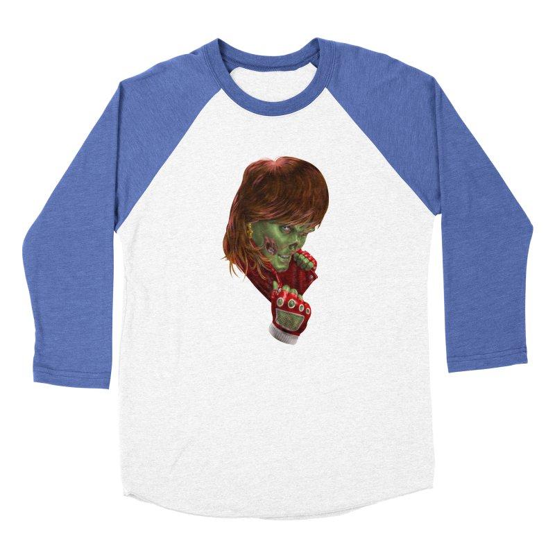 Didn't Die in '85 (eighties zombie) Women's Longsleeve T-Shirt by Ayota Illustration Shop