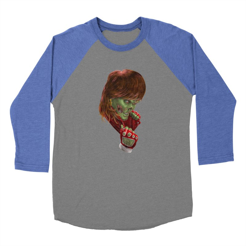 Didn't Die in '85 (eighties zombie) Women's Longsleeve T-Shirt by Ayota Illustration Shop
