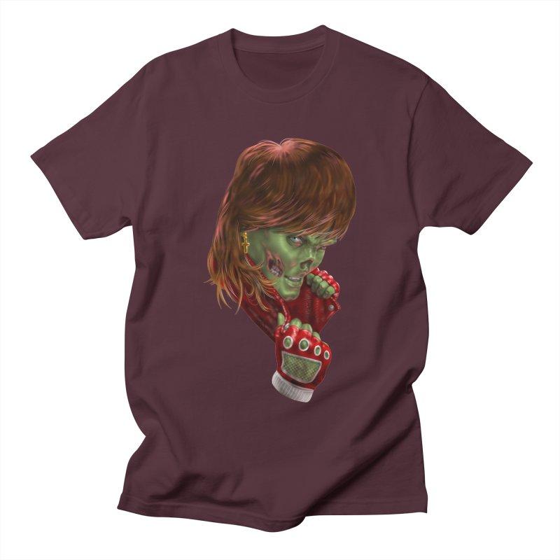 Didn't Die in '85 (eighties zombie) Women's Unisex T-Shirt by Ayota Illustration Shop