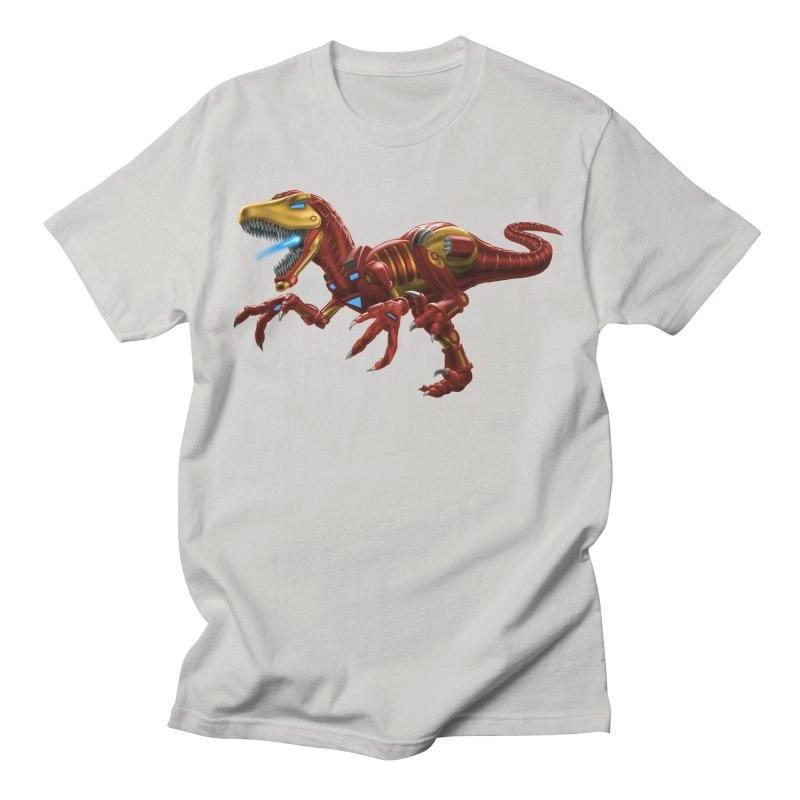 Iron Raptor Women's T-Shirt by Ayota Illustration Shop