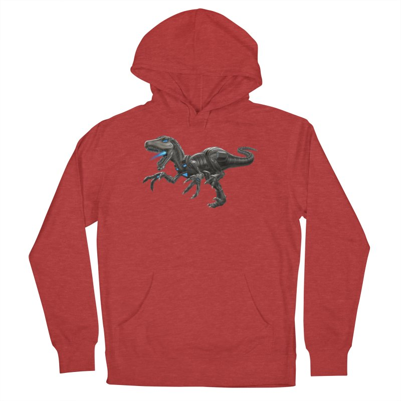 Metal Raptor Men's Pullover Hoody by Ayota Illustration Shop