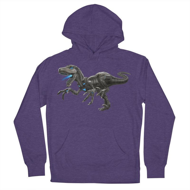 Metal Raptor Men's Pullover Hoody by Ayota Illustration Shop