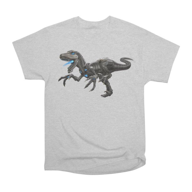 Metal Raptor Men's  by Ayota Illustration Shop