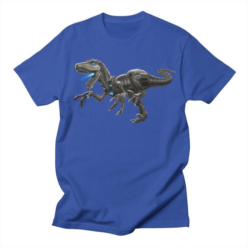 Metal Raptor Men's T-Shirt by Ayota Illustration Shop