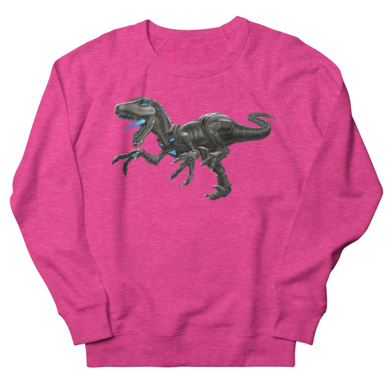 Metal Raptor Women's Sweatshirt by Ayota Illustration Shop