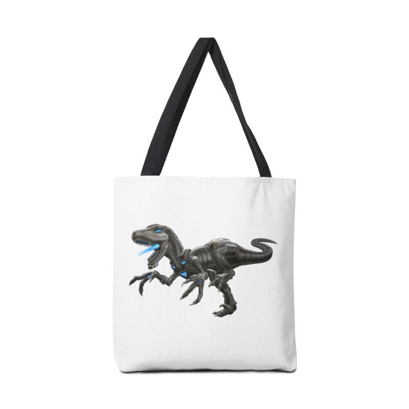 Metal Raptor Accessories Bag by Ayota Illustration Shop