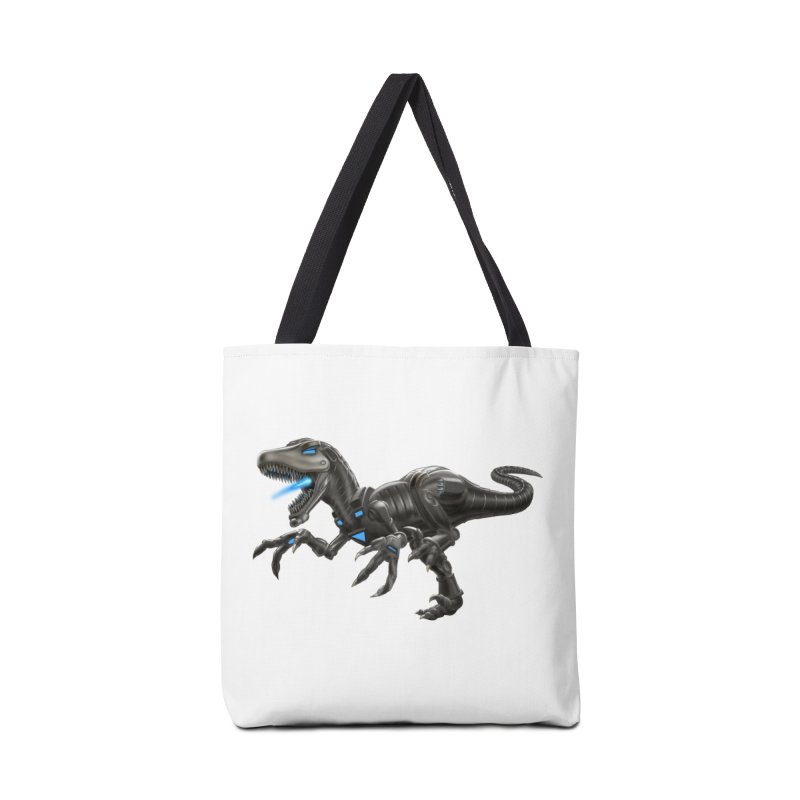 Metal Raptor Accessories Tote Bag Bag by Ayota Illustration Shop